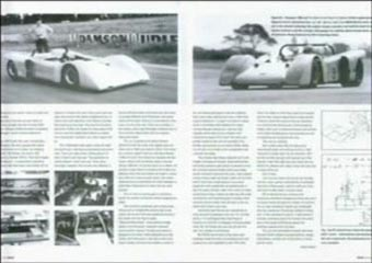 A motoring article on The Continental Special